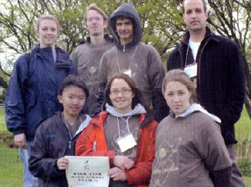 2006 NJ Envirothon Winners - High Tech High